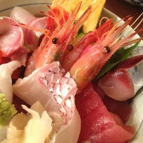 魚介料理 かつ味 新宿御苑前