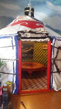 モンゴル カルチャーレストラン モンゴル城
