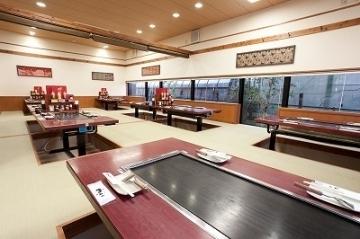 お好み焼き・鉄板焼き 京都・錦わらい 堺福田店