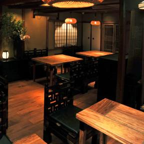 韓国酒肴 先斗町 李南河 京都店