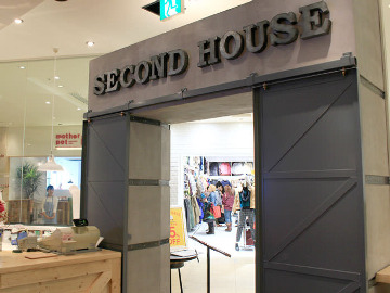 SECOND HOUSE ミーナ店