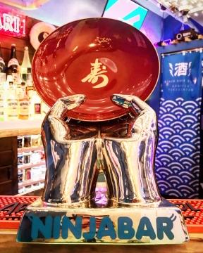 忍者場 NinjaBar 浅草地下商店街
