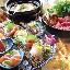 しゃぶしゃぶ・旬の食材・和食・海鮮料理・...