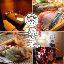 海鮮料理と薩摩知覧鶏が味わえる、粋な個室...